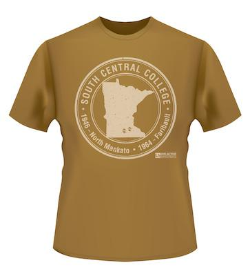 Photo of SCC MN T-shirt
