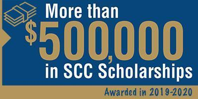 More than $500,000 in SCC Scholarships Awarded in 2019-2020